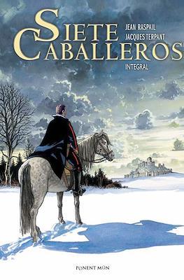 Siete Caballeros - Integral (Cartoné 168 pp) #