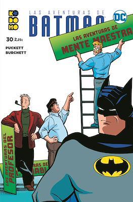 Las aventuras de Batman (Grapa 24 pp) #30