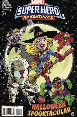 Marvel Super Heroes: Captain Marvel - Halloween Spooktacular