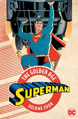 Superman: The Golden Age (Softcover) #4
