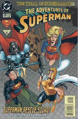 Superman Vol. 1 / Adventures of Superman Vol. 1 (1939-2011) (Comic Book) #529