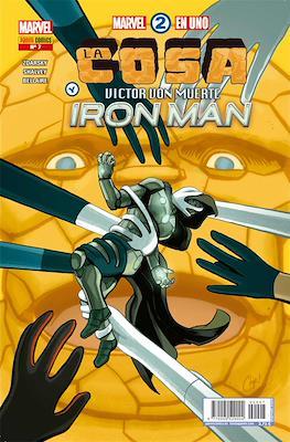 Marvel 2 en Uno: La Cosa y La Antorcha Humana #7
