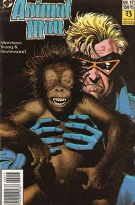 Animal Man (1989-1991) (Grapa 24 pp) #17