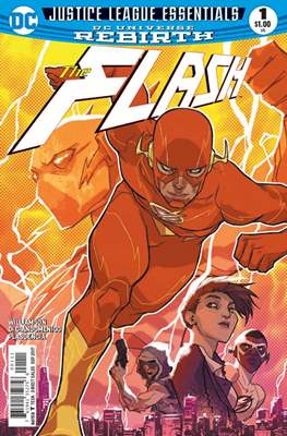 Justice League Essentials - DC Universe Rebirth Flash