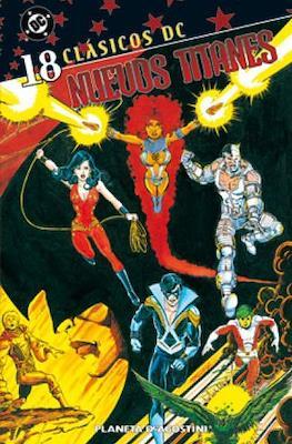 Nuevos Titanes. Clásicos DC (2005-2010) (Rústica 80-128 pp) #18