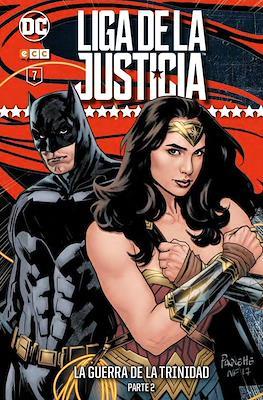 Liga de la Justicia (Coleccionable semanal) #7
