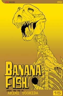 Banana Fish (Softcover) #15