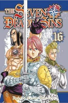 The Seven Deadly Sins #16