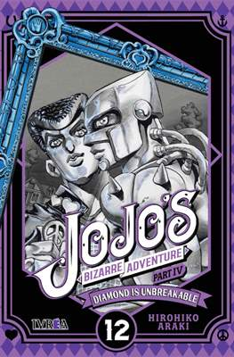 JoJo's Bizarre Adventure - Part IV: Diamond Is Unbreakable (Rústica con sobrecubierta) #12