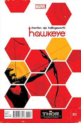 Hawkeye (Vol. 4 2012-2015) (Comic-Book) #13