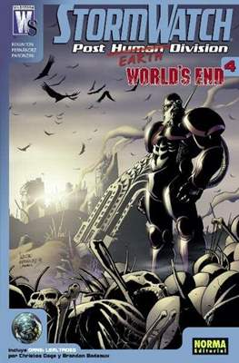 Stormwatch. Post Human Division (Rústica) #4