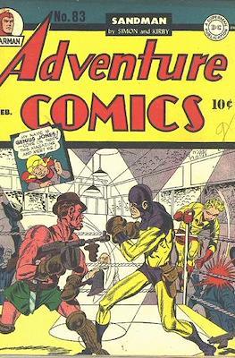 New Comics / New Adventure Comics / Adventure Comics (1935-1983; 2009-2011) (Saddle-Stitched) #83