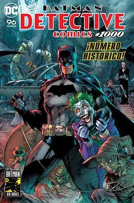 Batman Detective Comics #1000