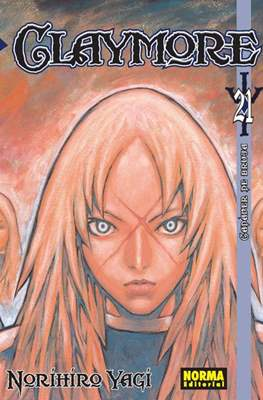 Claymore #21