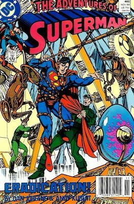 Superman Vol. 1 / Adventures of Superman Vol. 1 (1939-2011) (Comic Book) #460