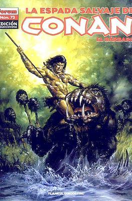 La Espada Salvaje de Conan el Bárbaro. Edición coleccionistas (Rústica. 64 páginas. B/N. (2005-2008).) #73