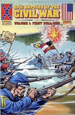 Epic Battles of the Civil War (Softcover 48 pp) #1