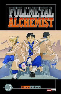 Fullmetal Alchemist (Rústica) #15