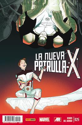 La Nueva Patrulla-X / La Patrulla-X Azul / Patrulla-X Negra (2013-) (Grapa) #25
