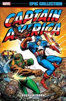 Captain America Epic Collection (Softcover) #3