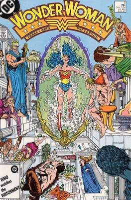 Wonder Woman Vol. 2 (1987-2006) (Comic Book) #7