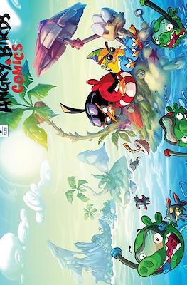 Angry Birds Comics (2016) (Grapa) #7