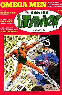 David Anthony Kraft's Comics Interview #7