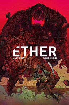 Ether: The Copper Golems (Comic book) #4