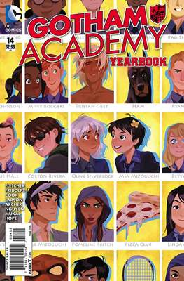 Gotham Academy (2014-2016) (Comic-Book) #14