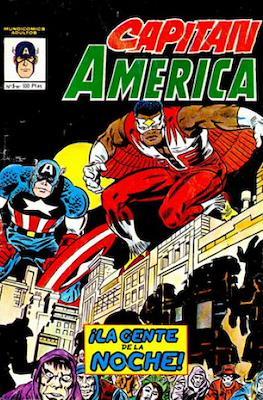 Capitán América Vol. 4 (1981-1982) (Grapa) #5