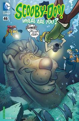 Scooby-Doo! Where Are You? (Comic Book) #46