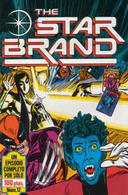 Star Brand (1988-1989) (Grapa. 17x26. 24 páginas. Color.) #12