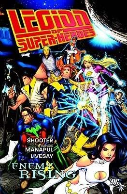 Legion of Super-Heroes Vol. 5 (2005-2009) (Softcover) #7