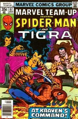 Marvel Team-Up Vol. 1 (Comic-Book) #67