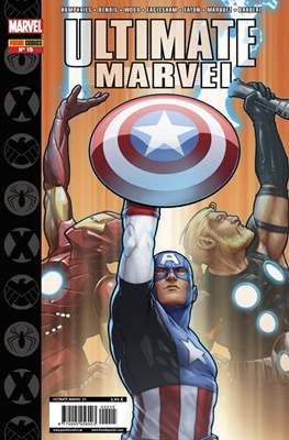 Ultimate Marvel (2012-2016) (Rústica) #15