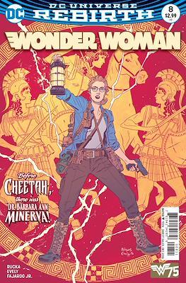 Wonder Woman Vol. 5 (2016-) (Comic book) #8