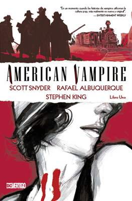 American Vampire - DC Black Label Deluxe