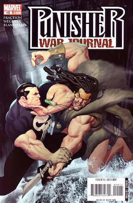 Punisher War Journal Vol 2 (Comic Book) #15