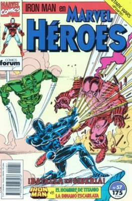 Marvel Héroes (1986-1993) (Grapa 32 pp) #57