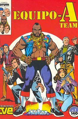 Equipo-A team (Grapa. 19x27. 24 páginas. Color.) #1