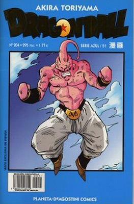 Dragon Ball - Serie Azul (Grapa) #204