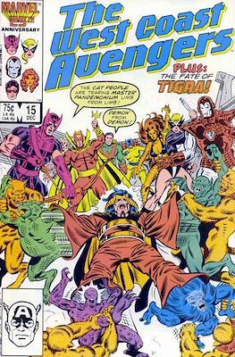 West Coast Avengers Vol. 2 (Comic-book. 1985 -1989) #15