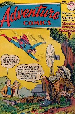 New Comics / New Adventure Comics / Adventure Comics (1935-1983 ; 2009-2011) (Comic Book) #208