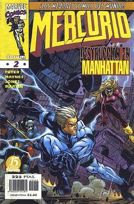 Mercurio (1998-1999) #2