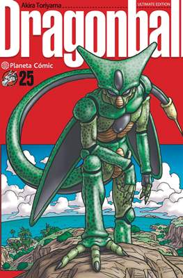 Dragon Ball Ultimate Edition (2021) (Rústica 244 pp) #25