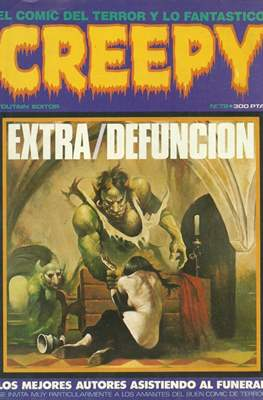 Creepy (Grapa, 1979) #79