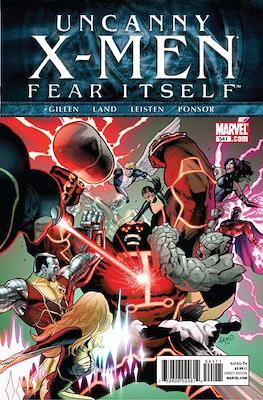 The Uncanny X-Men (1963-2011) #541