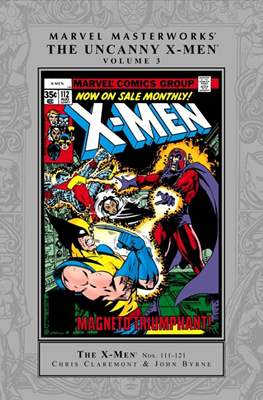 Marvel Masterworks: The Uncanny X-Men (Hardcover) #3