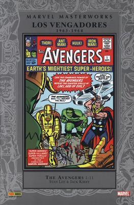 Los Vengadores. Marvel Masterworks (Cartoné.) #1