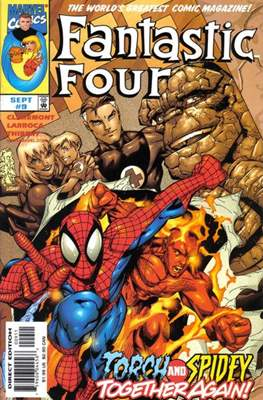 Fantastic Four Vol. 3 (Comic Book) #9